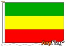 - ETHIOPIA NO STAR ANYFLAG RANGE - VARIOUS SIZES